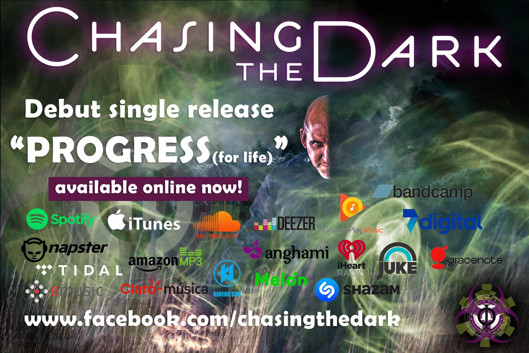 Debut single released!!! - ChasingtheDark