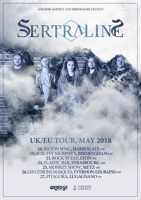 UK/EU Tour 2018