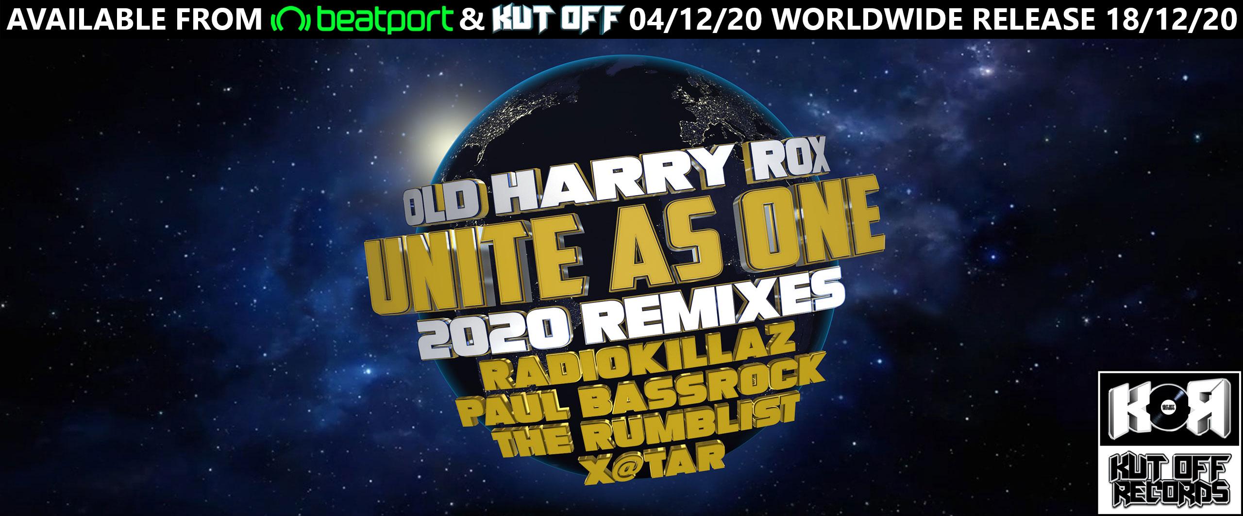 [](https://www.kutoffrecords.com/products/old-harry-rox-slash-unite-as-one-2020-remix-ep-slash-kor038)