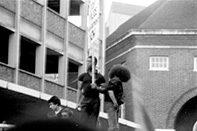 Stop Police Harrasment. Rock against Racism march Bristol 1982 ©J. Rainforth