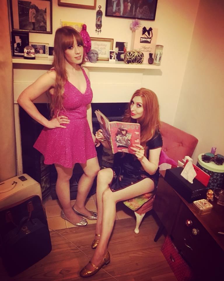 Holly & Anna!