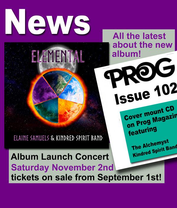 Feature on Prog Magazine