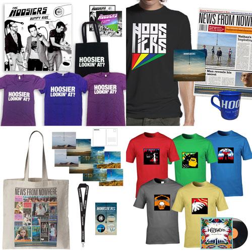 Hoosiers Merchandise