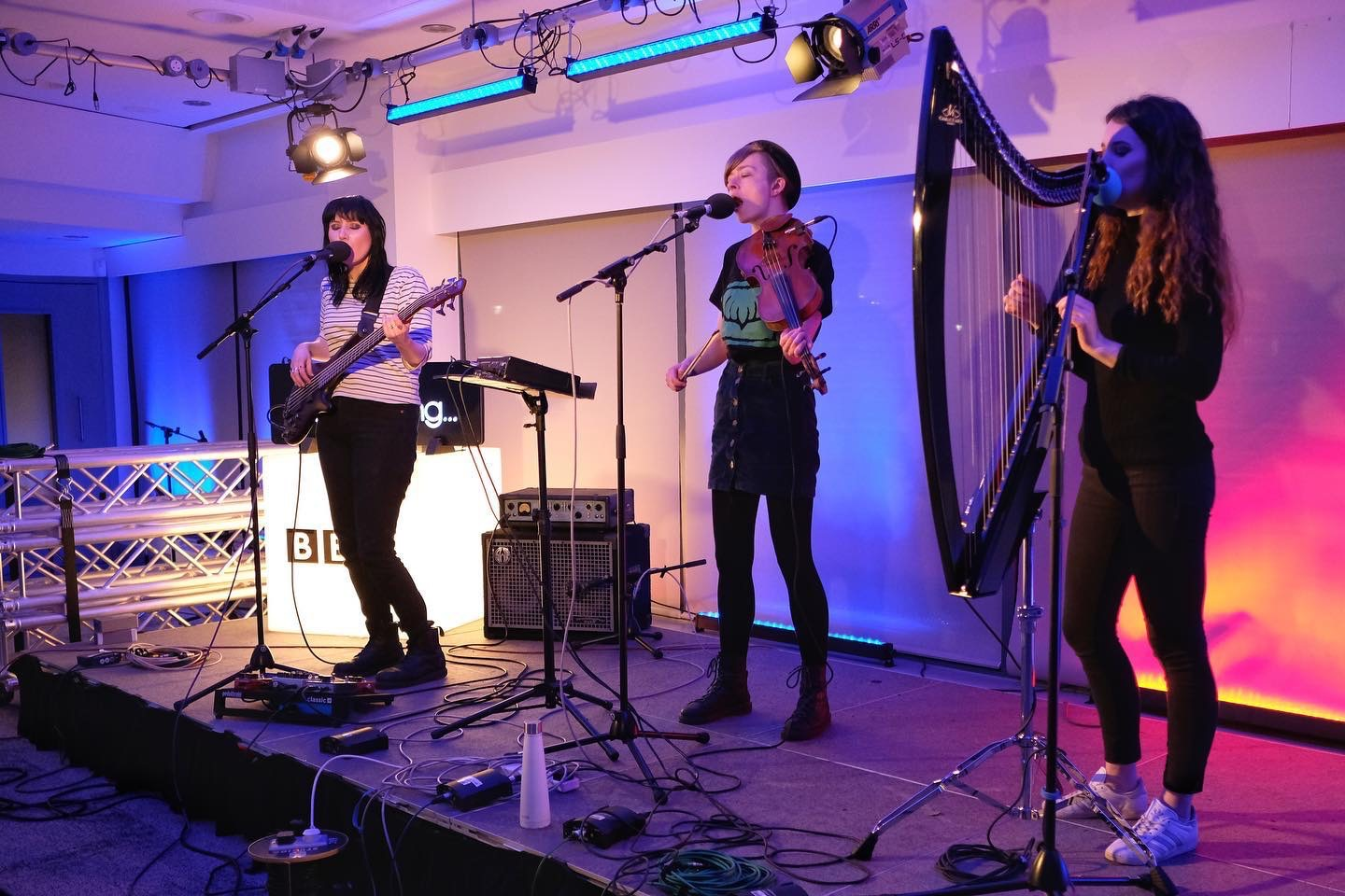 BBC Introducing: Session still available on BBC Sounds