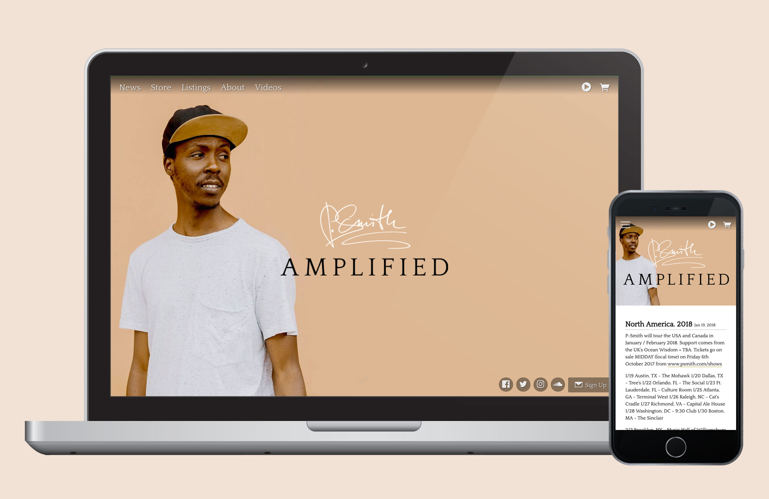 NEW WEBSITE THEMES RELEASED Music Glue