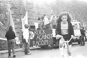 iRock Against Racism Bristol 1981 ©J.Rainforth