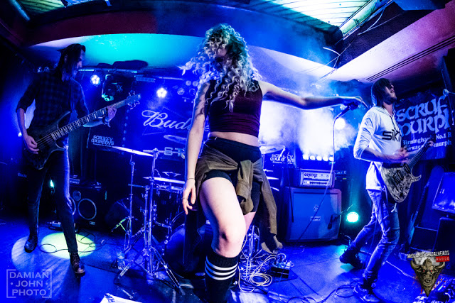 Photo by Damian John Photo @ Scruffy Murphys, Birmingham