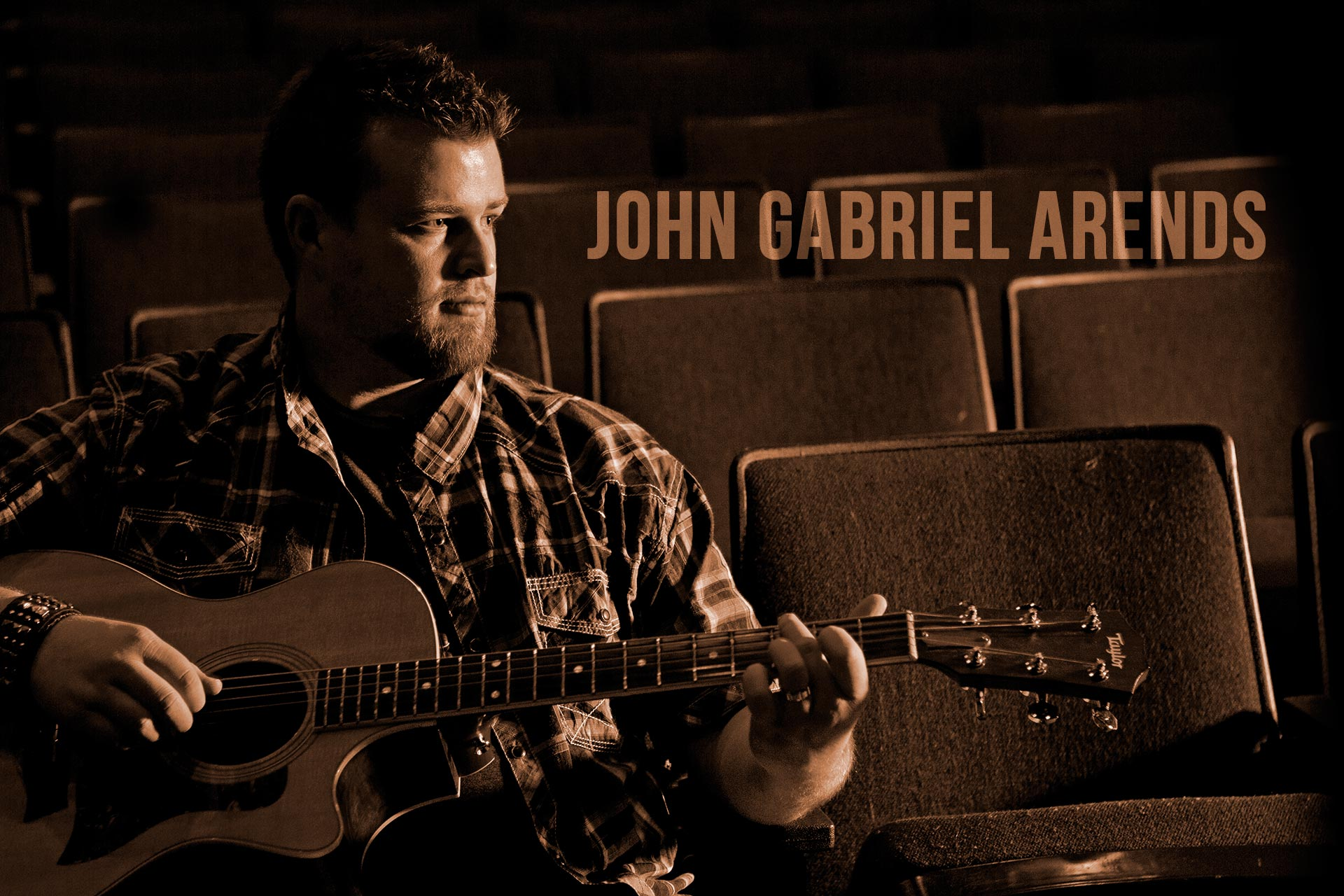 John Gabriel Arends