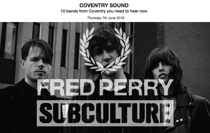 Fred Perry Subcluture