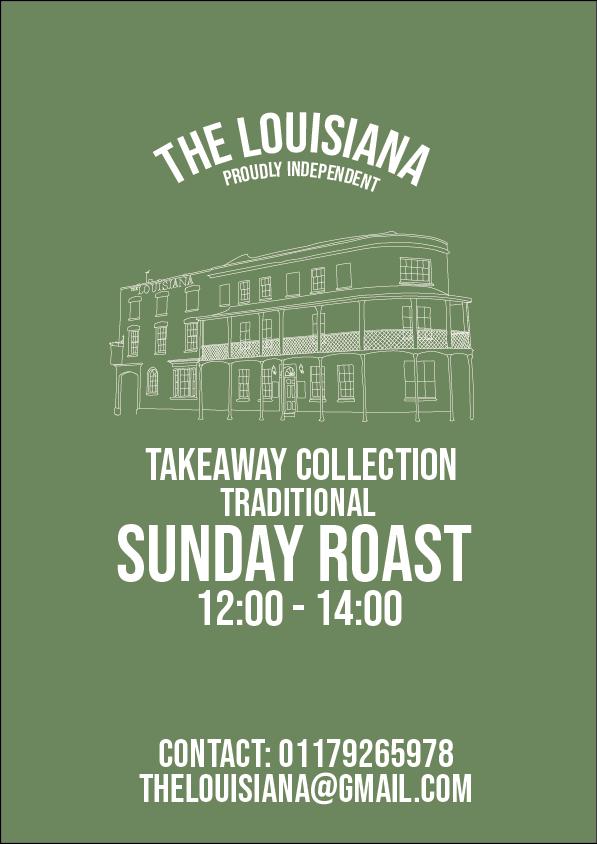 Louis Sunday Roast