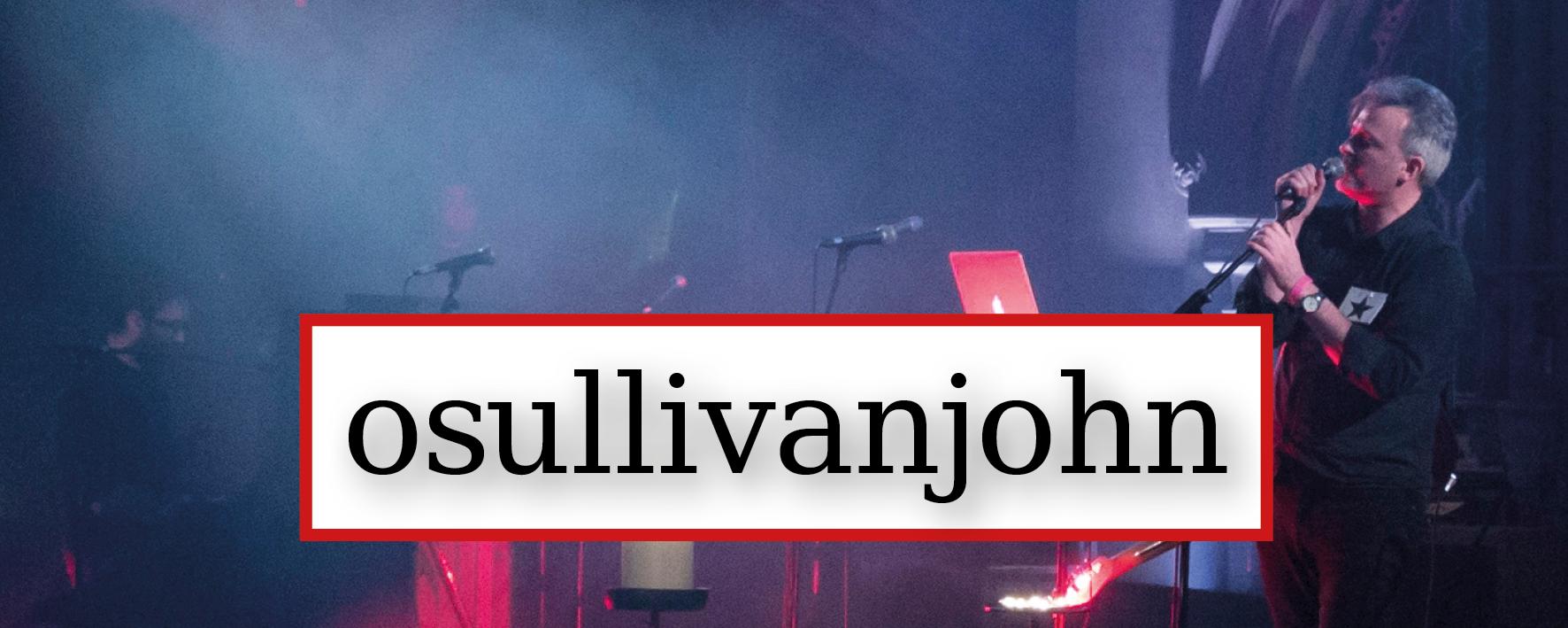 John J O'Sullivan